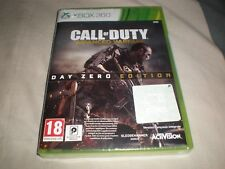 call of duty advanced warfare  neuf sous blister
