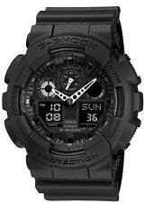 Casio G-Shock Mens Watch GA100-1A1
