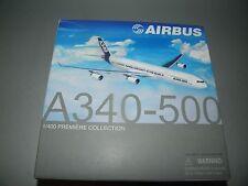 DRAGON 55712 AIRBUS A340-500 FWWTE 1/400 DIECAST MODEL PLANE NEW