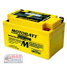 YAMAHA MT09 mt-09 Motobatt Mejora BATERÍA YTZ10S 20% potencia extra 2013 to 2017