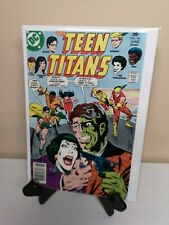 The Teen titans 48 first harlequin