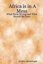 Africa Is in A Mess What Went Wrong and by Godfrey Mwakikagile (2006, Paperback)