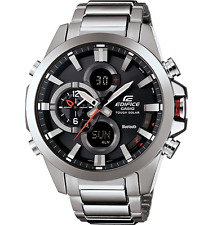Casio Edifice ECB500D-1A  Black Label Bluetooth Watch