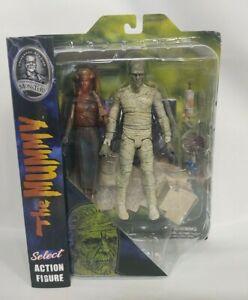 The Mummy Boris Karloff Universal Monsters Diamond Select 2015 MOC