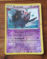 Carte Pokémon SCOBOLIDE PV 90 39/98 Reverse Holo Pouvoirs Émergents VF