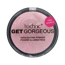 technic Get Gorgeous Highlighting Bronze Face Powder Cheek Contour Highlighter