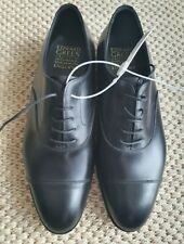 Edward Green Chelsea Black shoes - new with box and dust bags - 9.5/10E