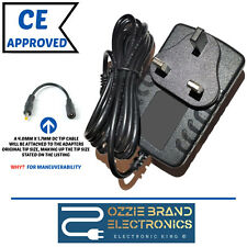 For DBPOWER Portable DVD Player Mains Charger AC Adapter Power Supply UK DBPower