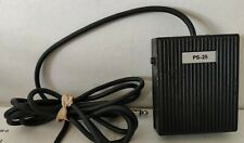 Sustain Foot Pedal Dual Switch Mpm Music Ps-25 Electric Keyboard Drums