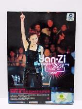 Singapore Stefani Sun Yan Zi Yanzi Hong Kong Live Concert 2005 2xDVD FCB1061