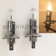 Dot H1 55W Xenon Halogen OEM 12V Headlight 2x Light Lamp Bulbs #z3 For High Beam