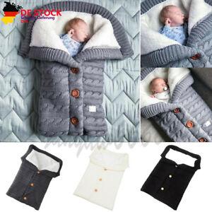 Baby Kinderwagen Winter Einschlagdecke Wickeldecke Schlafsack Decke für Warme