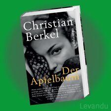 DER APFELBAUM | CHRISTIAN BERKEL | Roman (Gebundene Ausgabe) - Der Kriminalist