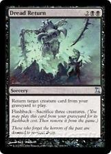 DREAD RETURN Time Spiral MTG Black Sorcery Unc