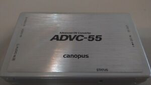 Canopus ADVC-55 (Grass Valley, Thomson) Advanced DV Converter