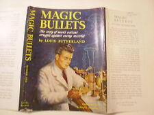 Magic Bullets, Louis Sutherland, Harper Johnson, Dust Jacket Only