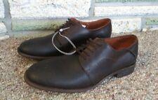 Robert Wayne Mens Shoes Size 9D Brown Leather Derby Utah New