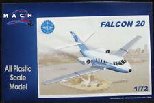 Mach 2 Models 1/72 DASSAULT FALCON 20 Pan-Am Airways