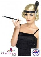 1920s Sequin Cigarette holder Gatsby Flapper Costume