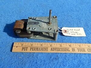 1950s Motoresearch arcade game gear motor Spec. 1329C 45 vac tested and working