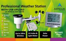 Aercus Instruments WS3085 Wireless Weather Station