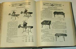 VTG 1919 BUFFALO TOOL & SUPPLY CATALOG! STARRETT/FORGES/BLACKSMITH/RR/TINNER+++