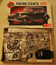 SERIES 6 SCALE 1:24 AIRFIX MERCEDES BENZ 170 V BERLINE SALOON ULTRA RARE MODEL.