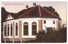 Suriname Paramaribo  Reformed Church  Hervormde Kerk  Antique postcard