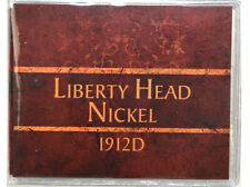 American Coin Treasure Liberty head Nickel 1912D