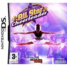Nintendo DS Game All Star Cheerleader Boxed