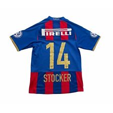 More details for 🔥stocker #14🔥fc basel 2008/09 home football shirt nike original - small
