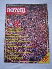 Orig.PRG   1.Bundesliga  1988/89   FC BAYERN MÜNCHEN - 1.FC NÜRNBERG  !!  SELTEN