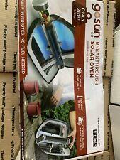 GoSun Go Breakthrough Solar Oven