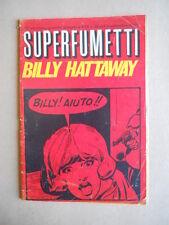 SUPERFUMETTI Alleg. VITT n°36 1968 - Donata Govoni BILL HATTAWAY [G529] BUONO