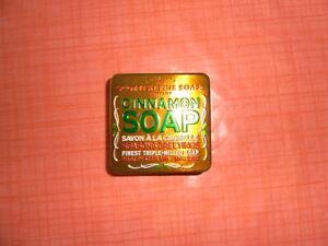 Scottish Fine Soap Cinnamon Soap 100g