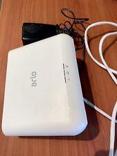 Netgear Arlo Base Station w/ Netgear Ac Adapter Charger for Model Vmb4000