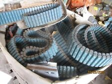 Reeves Drive Transmission Wood Block Belts Lot Various Sizes