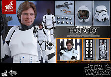 Hot Toys MMS418 Star Wars: New Hope 1/6 Han Solo (Stormtrooper Disguise) Figure