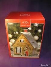 Lenox-Home For The Holidays Christmas Cookie Jar Gingerbread American By Design