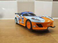 Scalextric GT Lightning Gulf No86