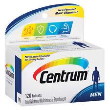 Centrum Men Under 50, Multivitamin, Tablets 120 ea