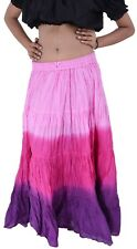 12 YARD INDIAN COTTON GYPSY BELLY DANCING SKIRT
