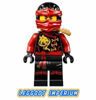 LEGO Minifigure - Kai - Ninjago Skybound njo194 FREE POST