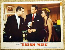 DREAM WIFE Original Lobby Card CARY GRANT Walter Pidgeon DEBORAH KERR card #2
