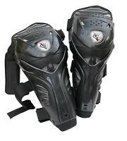 Wulfsport Hinged Knee Guards Shin Pads Bionic Motocross Enduro Wulf Kx Exc Cr