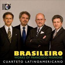 Brasileiro: Works of Francisco Mignone (CD, Jan-2012, Dorian Sono Luminus)