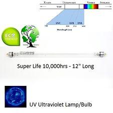 5X - 8 watt UV Bulb G8T5 UV Sterilizer Germicidal Lamps |for Fish Mate Filters|