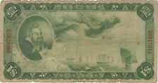 1938 $1 ONE DOLLAR CHINA CHINESE CURRENCY BANKNOTE NOTE MONEY BANK BILL CASH WW2