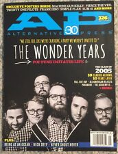 Alternative Press The Wonder Years Pop Punk September 2015 FREE SHIPPING