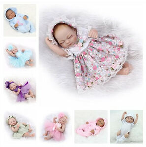 Fit for 10-11 inch Reborn Baby Dolls Outfit Clothes Cute Boy Girl Doll Clothing